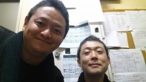 斉藤さんと