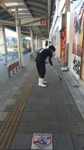 掃き掃除2