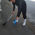 1掃き掃除